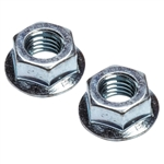 Husqvarna chainsaw bar nut set of two
