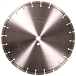 "HLS 14"" laser welded diamond saw blade general use"