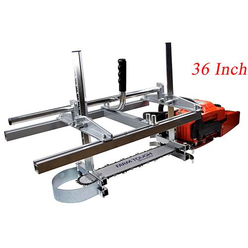 "Chainsaw Mill For 36"" Or Less Chainsaw"