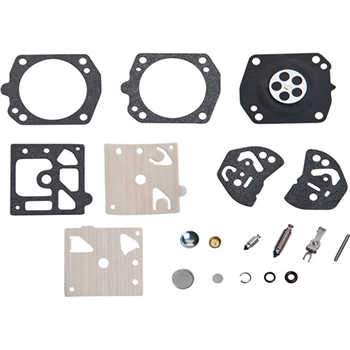 Walbro K20-HDA carburetor rebuild kit