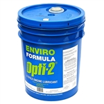 Opti-2 Injector Oil 5.3 gallon pail