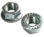 Honda 16MM flywheel nut 90201-ZE3-790