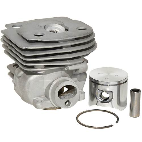 Meteor Husqvarna 357XP cylinder and piston assembly