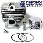 Meteor Stihl 044, MS440 cylinder piston assembly 50mm