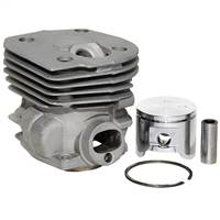 Meteor Husqvarna 353 cylinder and piston assembly