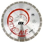 "OX Tools 14"" Cyclone Turbo Diamond Saw Blade"
