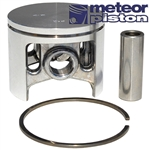 Meteor Husqvarna 266 piston and rings assembly 50mm
