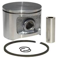 Meteor Husqvarna 371XP, 372, 372K piston and rings assembly 50mm