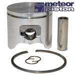 Meteor Husqvarna 345, 346XP piston and rings assembly 42mm