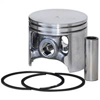 Meteor Husqvarna 395 piston and rings assembly 56mm