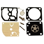 Zama RB-91 carburetor rebuild kit
