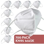 KN95 Disposable Face Mask 700-Pack