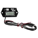 Tiny-Tach Resettable Hour Meter/Tachometer