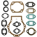 Wacker WM80 rammer OEM gasket set with seals